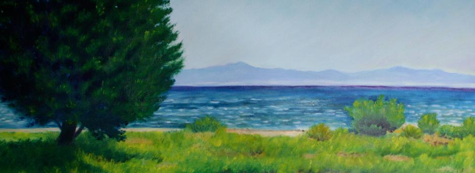 Solitude on Goleta Beach