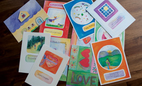 Cards for Recycled Paper Greetings