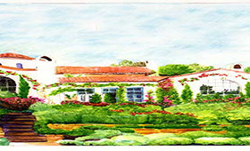 House portrait-montecito