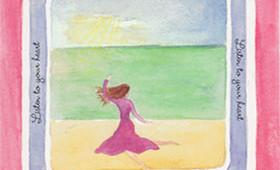 Daughter dance card