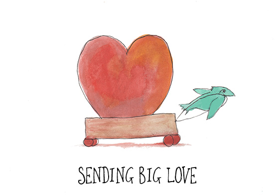 sending big love _web