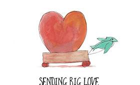 Sending Big Love
