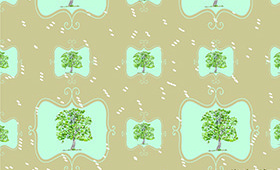 Love Magnolias Tree Pattern